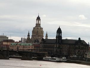 Frauenkirche, Bildungsurlaub, lernen in Dresden