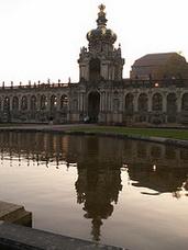 Dresdner Zwinger - Bildungsurlaub